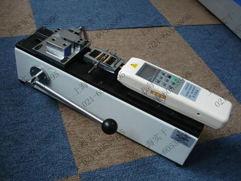 手动卧式拉力测试台图片