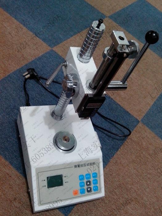弹簧拉压测试架图片