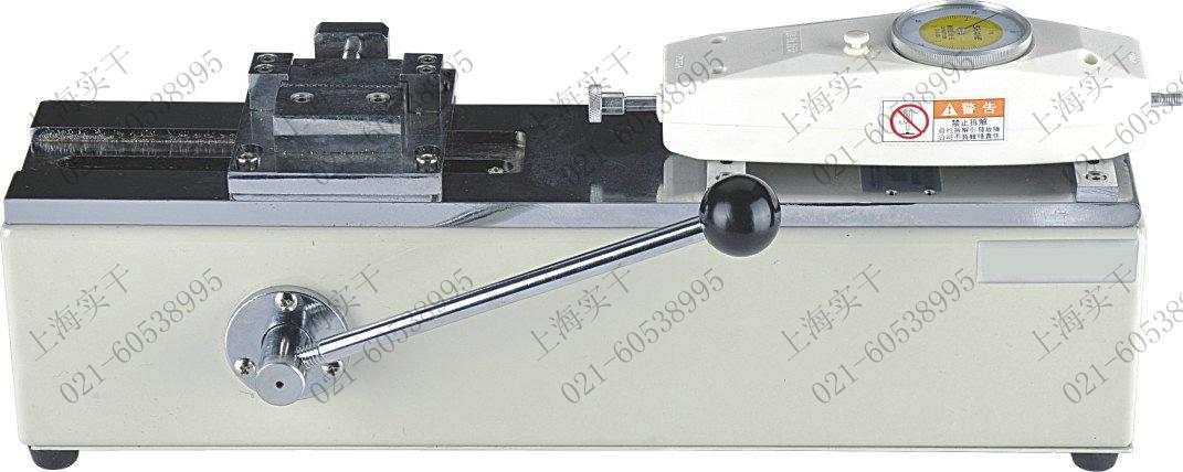 线束接线专用拉力测试台图片