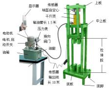 供应液压型拉压测试台