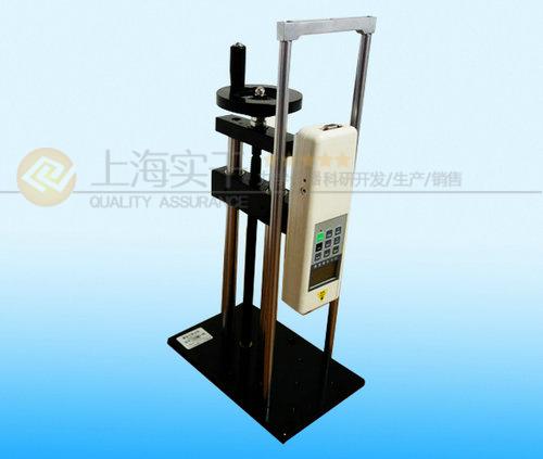 SGLX螺旋式拉压测试台零售,带数显标尺螺旋式拉压试架拉压负荷专
