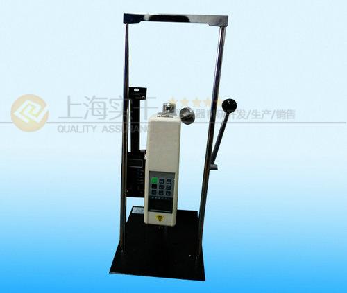 上海手压式拉压测试架,SGSY手压测试机台拉压负荷、插拔力测试专