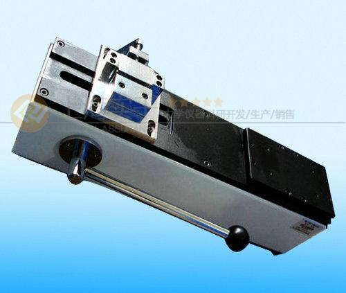 手动拉力测试台厂家价格,实验室专用手动卧式测试仪500N,1000N