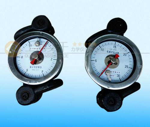 煤田行业机械式拉力表,SGJX机械式拉力表牵引力测量专用