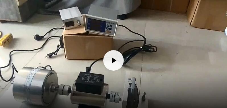 动态扭矩测试仪的操作视频