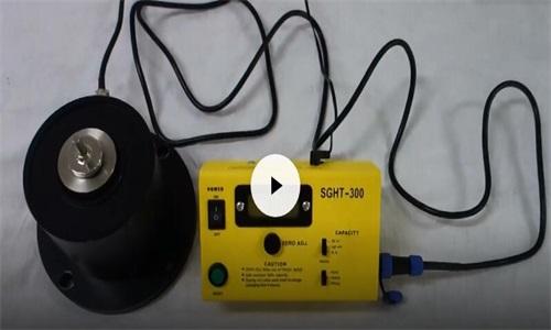 冲击型扭力测试仪操作视频