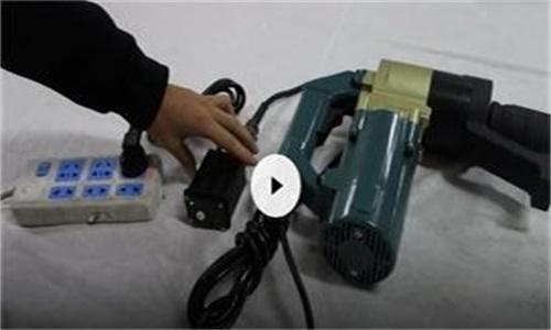 电动扭力扳手操作视频