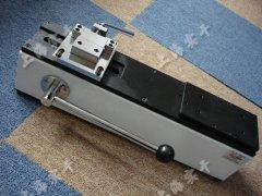 500N手动卧式测试台